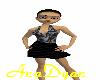 AD design blk Dress