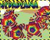 animated rainbow lei