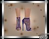 Crista Shoes Blue