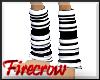 Emo B&W Socks