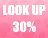 🔔 Look Up 30% Unisex