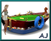 (A) Boat Pool Table