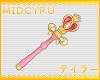 $ SailorMoon Wand.
