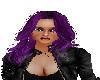 Maggie Purple Hair