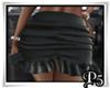 P5* Black Skirt Franka