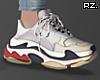 rz. White Shoes