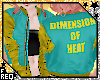⍣ Dimension Of Heat