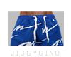 JG| BHM Cobalt Shorts