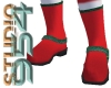 954 Sexy Santa Boots