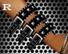 Leather Arm Straps R Men