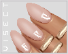 ▼ Nude Nails 000 Rings