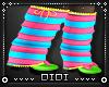 !D! 80s Sugababe Shoes