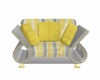 Regency Yellow Chair