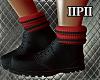 IIPII Black sport n sock