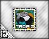 [E] Tropic Stamp