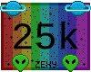 Support sticker (25k)