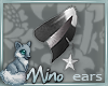 Dark Starlight Wolf Ears