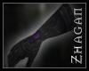 [Z] Necrom. Gloves purp