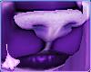Oxu| Purply Kitsune Nose