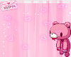 ♡ Pink Curtain ♡