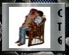 CTG ~TQG~ CUDDLE CHAIR