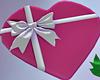 Heart Gift w/ Rose