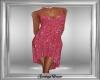 Pink Boho Dress