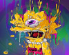 Lisa Simpson Canvas