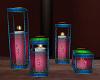 Derivable Candles Set