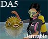 (A) Fish Tank Fish