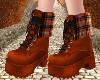 Orange Boots V1