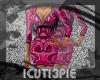 [CP] Misty Dress Pink