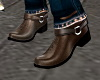 Short-Cut CowGirl Boots