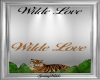 Wilde Love Tiger Art