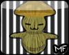 Scarecrow Mushroom Pet