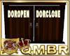 QMBR Trigger Door