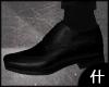 什.HxR Yakuza Blk Shoes