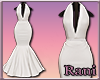 Valentina Gown Ivory