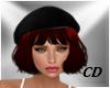 CD Hat + Hair Cherry