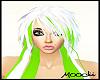 MZ VENOM ~ White/Green