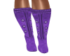 Purple Cowgirl Boots
