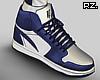 rz. Navy S. Sneakers