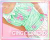 :G: Pretty Mint Top