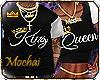 *M* Queen Couples Tee