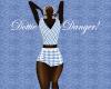 Dottie Danger:swimsuit