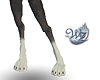 Gray Wolf Legs F
