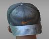 gray cap