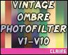 C|10 VintageOmbre Filter