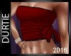 [T] Bow Top Red
