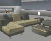 stylish sectional sofa